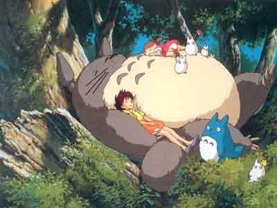 宫崎骏作品:《龙猫》图片 6
