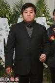 孙道临追悼会 上影厂副总裁许朋乐到场送别