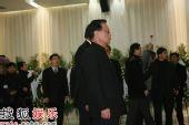 孙道临追悼会 上海人大常委会主任龚学平到场