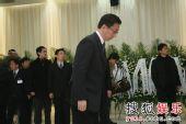 组图:上海市及上影集团领导赴现场悼念孙道临