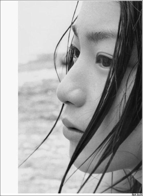 成海璃子《12岁》写真 搜狐