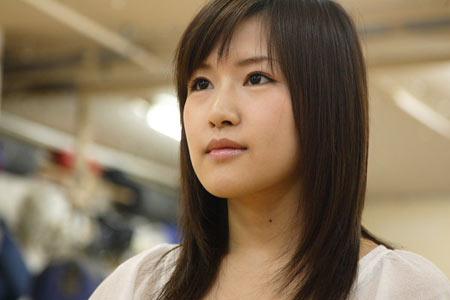 组图:日本空手道美女娇嫩可爱