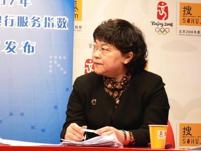 中国光大银行零售业务部总经理助理兼财富管理中心副主任刘静