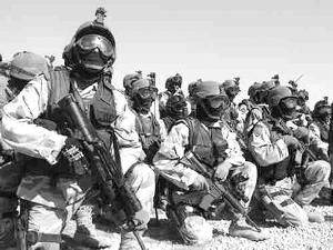 勤团士兵 资料图片-英国特种部队将 永久匿名 死后也不曝光图片