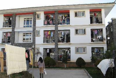 犯罪嫌疑人张超的宿舍。早报记者 于松 图