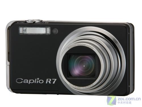 像素升级画质加强 理光防抖长焦R7发布