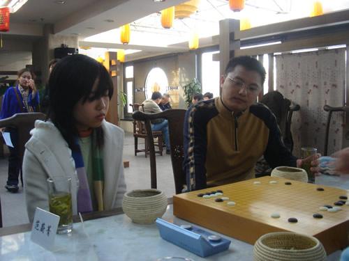 混双赛搭档胡耀宇