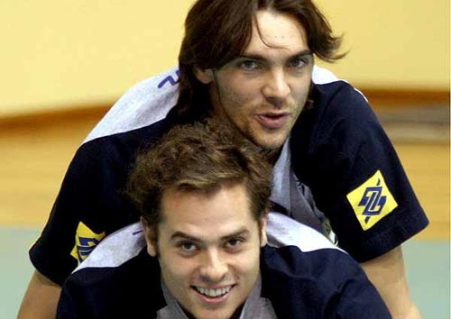 巴西著名二传手里卡多的回归将为巴西男排奥运夺冠增添一个砝码