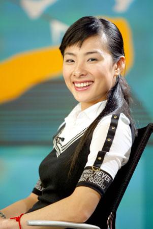 2008北京奥运 十大明星火炬手——刘璇