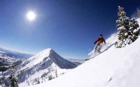 怀北国际滑雪场