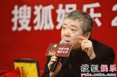 盛典评委会主席李少红、文隽回答记者提问