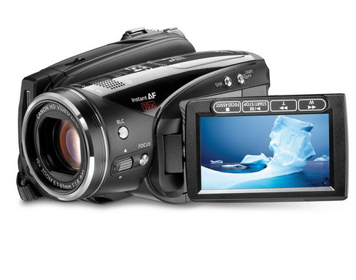 Vixia HV30高清摄像机