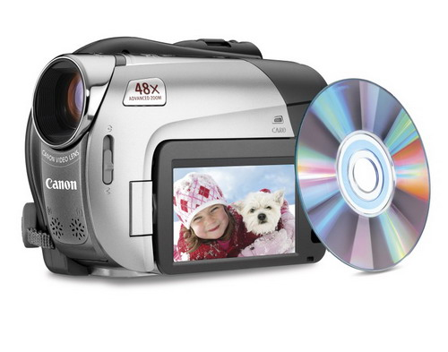 DC330 DVD摄像机