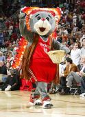 NBA吉祥物排行:火箭熊高居榜首 灰熊有无敌金刚