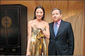 杨紫琼与61岁万贯家财的未婚夫,结婚传闻不绝于耳