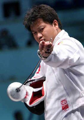 2004奥运会亚军