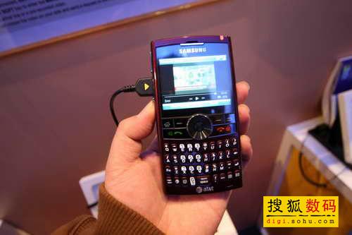 三星新款手机blackjackⅡ 01