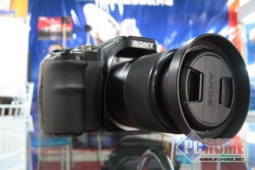点击查看本文图片 索尼 α100 - 索尼α100 千万像素数码相机跌入5K