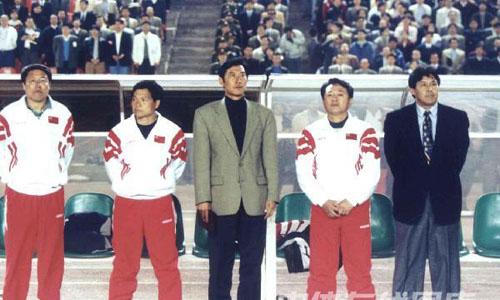 1996年亚洲杯0-1日本