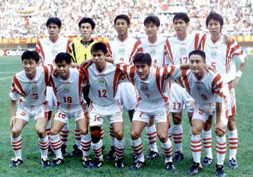 97年十强赛2-3卡塔尔