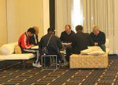 图文:国奥抵达慕尼黑 杜伊与拜仁人员确认细节