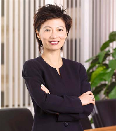 诺基亚中国投资有限公司副总裁 萧洁云