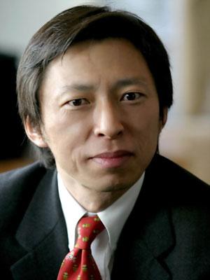 搜狐公司董事局主席兼CEO 张朝阳