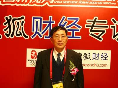 图:南洋林德投资顾问公司总裁 温元凯