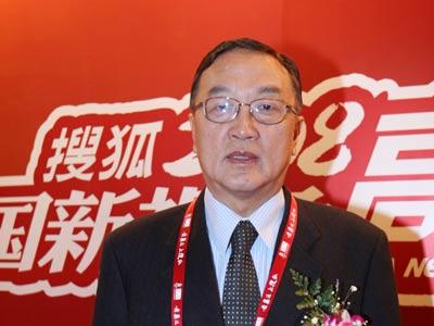 图:联想控股总裁柳传志