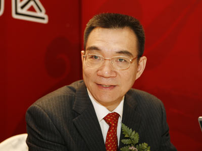 图:北京大学中国经济研究中心主任林毅夫