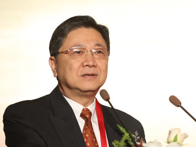 百事(中国)投资有限公司总裁时大鲲在2007最佳企业公众形象颁奖典礼上发表获奖感言