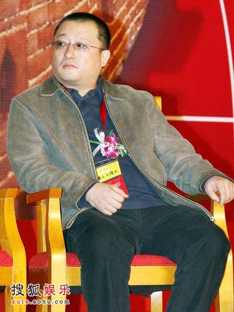 图:搜狐2008·新视角高峰论坛 王小帅