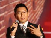 图:法国精品行业联合会中国荣誉执行代表 刘钊