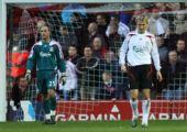 图文:[英超]米堡1-1利物浦 遗憾的红军