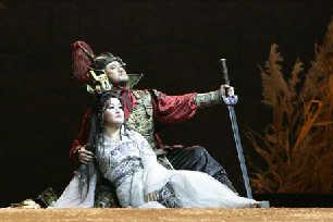 歌剧《霸王别姬》