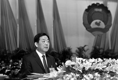 河南政协会议昨天开幕 政协主席作工作报告(图