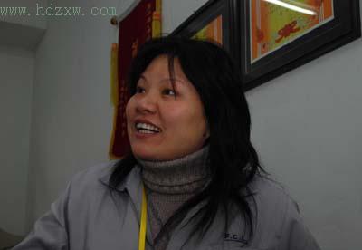 得知自己成为我省首个农民工人大代表,郑晓燕不敢相信这是真的