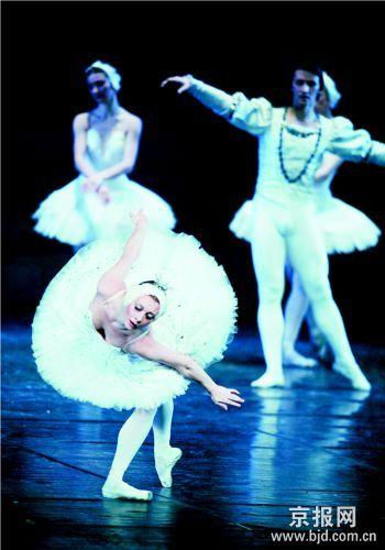 美轮美奂的芭蕾舞