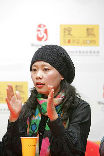 北京服装学院讲师,设计师梁燕