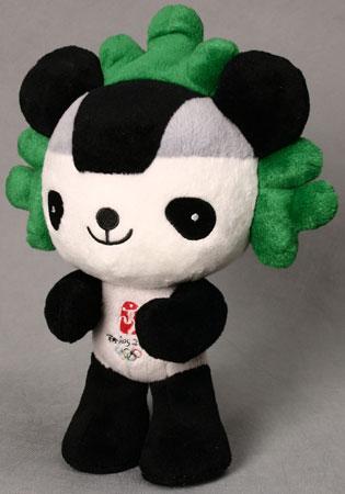 福娃熊猫简笔画怎么画,怎么画福娃熊猫