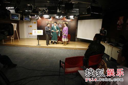 《大灌篮》武术指导程小东做客 搜狐现场
