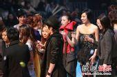 香港十大中文金曲颁奖礼现场 群星结束合影