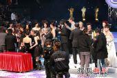 香港十大中文金曲颁奖礼现场 圆满结束