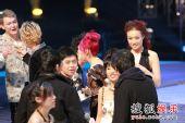 香港十大中文金曲颁奖礼现场 典礼结束