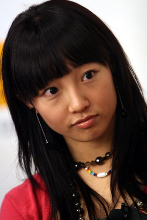 陈羽凡的妻子白雪