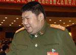 毛新宇出席开幕式