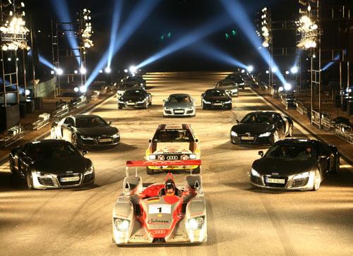 世界顶级房车视频_徐静蕾等众星勇上F1赛道 助奥迪R8上市-搜狐汽车