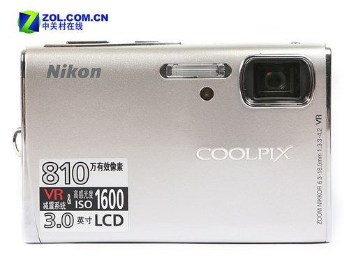 800万像素光学防抖 尼康卡片机S51降价