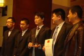 图文:2007金立手机围甲闭幕 第六名北京大宝队