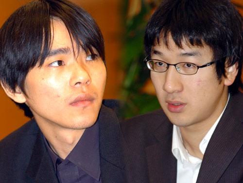三星杯决赛 李世石朴永训争夺韩国第一人
